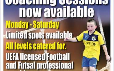 1 on 1 Training Sessions Now Available